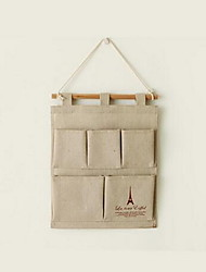 Storage Bags Textile withFeature is Open  For Cloth Jute Storage Bag