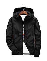 Damen Unisex Softshelljacke für Wanderer Atmungsaktiv Komfortabel Softshell Jacken für Radsport/Fahhrad Laufen Frühling Sommer Herbst XXL