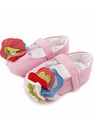 ребенок квартиры весна лето осень первые пешеходов кроватке обувь ткани платье случайно