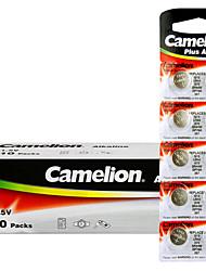 Camelion AG13 монета ячейки кнопки щелочные батареи 1.5В 100 пакет
