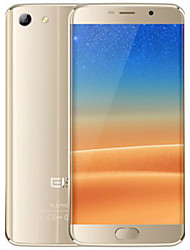 "Elephone S7 5.5 "" Android 6.0 4G Smartphone (Dual SIM Deca Core 13 MP 4GB + 64 GB Black Gold Blue)"