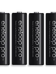 ENELOOP 3HCCA AA Nickel Metal Hydride Battery 1.2V 2450mAh 4 Pack