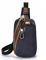 Unisex Canvas Sports Casual Outdoor Professioanl Use Sling Shoulder Bags