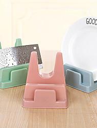 1pcs multi-funcional acabamento pot com vazamento de óleo a cozinha bom ajudante cor aleatória