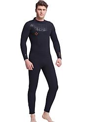 Homme 5mm Costumes humides Séchage rapide Design Anatomique Perméabilité à l'humidité Respirable Compression Néoprène Tenue de plongée