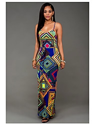 Aliexpress ebay print dress nouvelle robe habillement robe en Europe et en Amérique