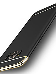 Для Покрытие Матовое Кейс для Задняя крышка Кейс для Один цвет Твердый PC для Samsung S8 S8 Plus