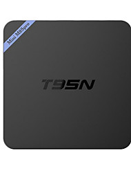 T95N PRO Amlogic S905X Android TV Box,RAM 2GB ROM 16 Гб Quad Core WiFi 802.11n Bluetooth 4.0