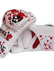 Gants de Boxe Gants de Boxe d'Entraînement pour Boxe Art martial Taekwondo Les mitainesRésistant aux Chocs Antiusure Haute élasticité