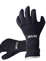 HISEA® Unisex Zahřívací Protiskluzový Pohodlné neoprén Diving Suit Vrchní část oděvu-Plavání Potápění Plážové Šnorchlování Klasický