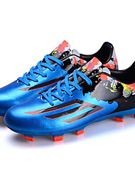 Sneakers Soccer Cleats Football Boots Men's Kid's Anti-Slip Cushioning Wearproof Breathable Ultra Light (UL) Outdoor Performance Practise