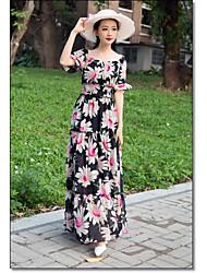 Nouvelle robe de vacances de printemps mise sur une grande taille robe robe spécialités littéraires