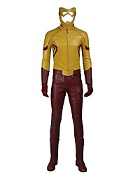 Cosplay Costumes Party Costume Super Heroes Cosplay Movie Cosplay Solid Coat Pants Gloves Mask BootsHalloween Christmas Carnival