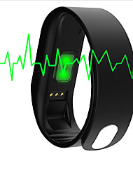 YYM5 Smart Bracelet / Smart Watch / Waterproof Heart Rate Monitor Smart Watch Bracelet Pedometer fit Ios Andriod APP
