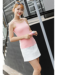 Real shot summer 2017 small cotton cultivating cotton camisole female backing inside the ride vest wild