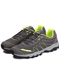 LEIBINDI Tênis Tênis de Caminhada Tênis de Corrida Homens Anti-Escorregar Anti-Shake Anti-desgaste Ao ar Livre Cano Baixo Malha Respirável
