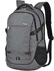 Mixi Laptop Backpack Travel Rucksack Water-resistant Outdoor Bags Multi-Layer Travel Backpacks Men Hiking Camping Bag 19inch School Bag