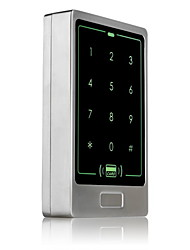 KDL Metal Zinc Alloy Access Control Waterproof IP65 For Apartment