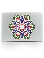 For MacBook Air 11 13/Pro13 15/Pro With Retina13 15/MacBook12 Colorful Garland Decorative Skin Sticker Glow in The Dark