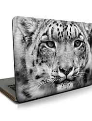 Para macbook air 11 13 / pro13 15 / pro com retina13 15 / macbook12 o tigre feroz descrito apple laptop caso