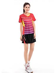 Men's Half Sleeve Tennis Clothing Sets/Suits Shorts Comfortable White Red Blue Black Badminton M L XL XXL XXXL XXXXL
