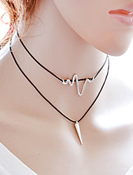 Women's Girls´ Pendants Jewelry Alloy Personalized Jewelry For Wedding Party Halloween Daily Casual Sports 1pc