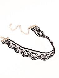 collar de piedra no gargantilla collares joyas de fiesta ocasión especial de cumpleaños al día sola hebra regalo ocasional 1pc cordón de
