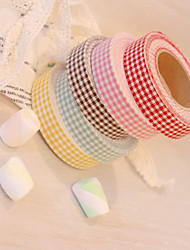 Creative Cloth Art Field 4M Diy Album Diary Necessary Decoration Tape 15g For All Sorts Of Adornment Color Random