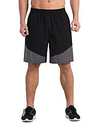 Vansydical® Men's Running Bottoms Quick Dry Spring Summer Exercise & Fitness Terylene Slim Athleisure Fashion