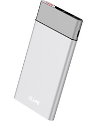 Teclast® 10000mAh power bank 2.1A 1A external battery Multi-Output with Cable Flashlight