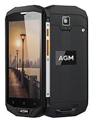 AGM AGM A8 5.0 pulgada Smartphone 4G ( 3GB 32GB Quad Core 13 MP )