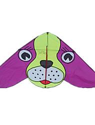 Воздушные змеи Собаки Животные Нейлон Классика Универсальные 5-7 лет 8-13 лет