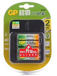 AA/AAA Зарядные устройства 4 100-240