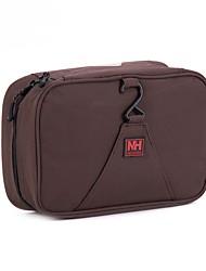 Viaje Neceser Almacenamiento para Viaje Aseo Personal Plegable Portable
