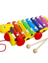 Building Blocks Dog Model & Building Toy Unisex
