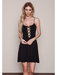 Special cross straps Dress Dress 0.22KG