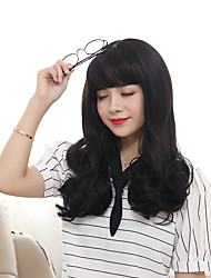 Synthetic Wigs Body Wave Ombre Color Heat Resistant Wigs For Women
