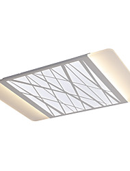Led 42W Ceiling Light/Flush Mount/Modern/Contemporary/Living Room Bedroom/Metal Arylic