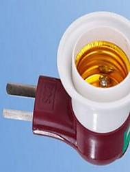 Screw  Lampholder E27 Energy-saving Light Bulbs Lampholder