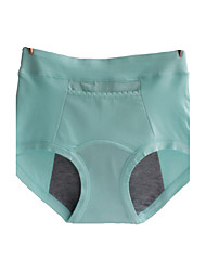 Sexy Solid Shaping PantiesCotton