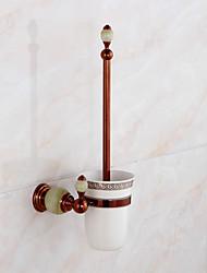 Escovas e acionistas WC Contemporânea Latão