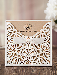Wrap & Pocket Wedding Invitations 50-Bridal Shower Cards Engagement Party Cards Bachelorette Party Cards Invitations Sets Save The Date