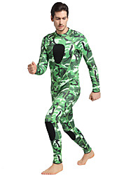 Sports Men's 3mm Full Wetsuit Breathable Quick Dry Anatomic Design Compression Rubber Diving Suit Long Sleeve Diving Suits-DivingSpring
