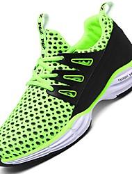 Men Sport Shoes Spring Summer Fall Light Soles Tulle Outdoor Athletic Flat Heel Fitness & Cross Training