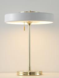 40 Moderno/ Contemporâneo Inovador Luminária de Escrivaninha , Característica para Multi-Tonalidades , com Galvanizado UsarInterruptor