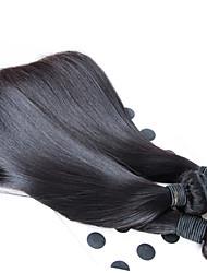 Mix Length Cheap Malaysian Hair Weave,  Cheap Straight Human Hair Weaving