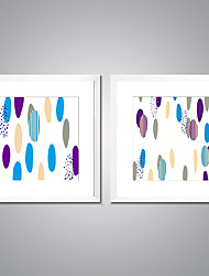 Canvas Prints Abstract  Picture Print on Canvas Contemporary Canvas Art with White Frame  for Wall Decoration