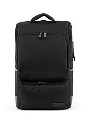 50 L Backpack Laptop Pack Rucksack School Security Traveling Outdoor Waterproof Multifunctional Black Oxford