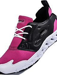 Women's Sneakers Spring Summer Comfort Light Soles Tulle Outdoor Athletic Tennis