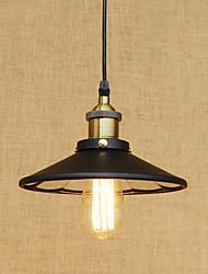 Lampe suspendue ,  Rétro Rustique Peintures Fonctionnalité for Style mini Designers MétalSalle de séjour Salle à manger Bureau/Bureau de